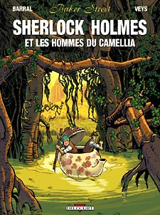 Sherlock Holmes et les hommes du camélia